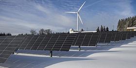 工业项目太阳能发电设备应用案例